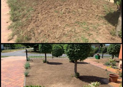 Szi-Kla Kert kertgondozás és kertfenntartás