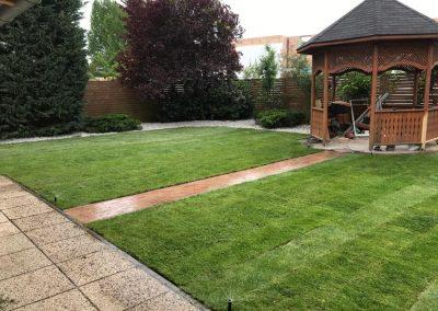 Szi-Kla Kert gyepszőnyeg telepítés és kertgondozás